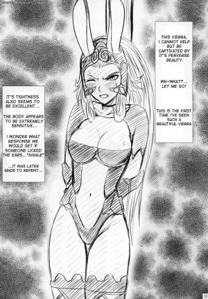 Crimson Hentai - Final Fantasy XII Doujinshi - Revenge or Freedom - Page 33