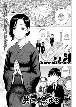 Karma Tatsurou - Flaring Up Together - Page 1