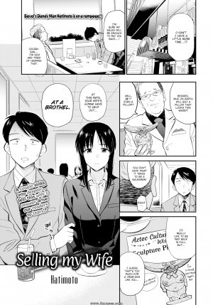Hatimoto - Selling My Wife - Page 1