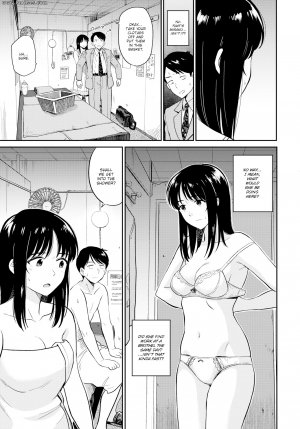 Hatimoto - Selling My Wife - Page 5