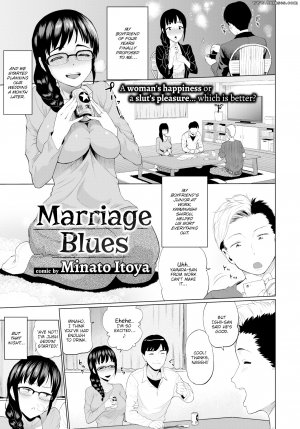 Minato Itoya - Marriage Blues