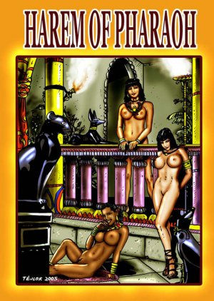 Harem Of Pharaoh – Tejlor