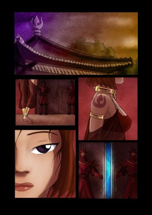 Volition (Avatar The Last Airbender)