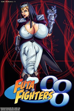 Side Dishes Ch. 5 – Futa Fighters