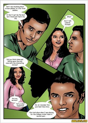 Saath Kahaniya Episode 3- Cricket - Page 3