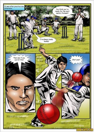 Saath Kahaniya Episode 3- Cricket - Page 4