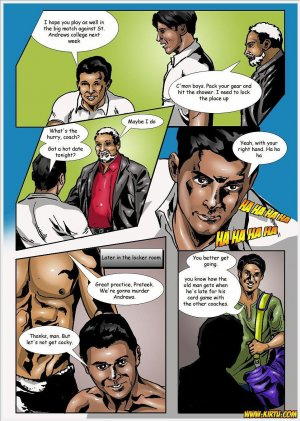 Saath Kahaniya Episode 3- Cricket - Page 5