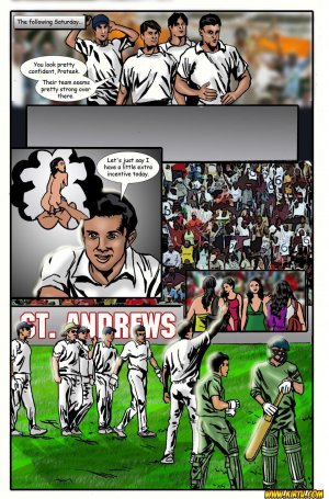 Saath Kahaniya Episode 3- Cricket - Page 18