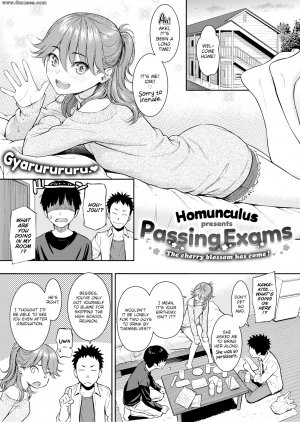 Homunculus - Passing Exams