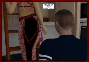 His Mom Part 2 – Mazut - Page 3