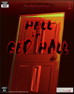 Hell in red hall