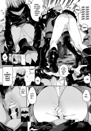 Horny Androids – Nier Automata - Page 13