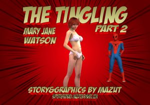 The Tingling 2 – Mary Jane Watson (Spiderman) - Page 2