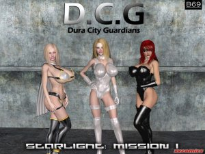B69-Starlight Mission One Super Heroine Central