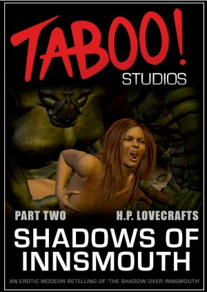 Taboo Studios- Shadows of Innsmouth 2