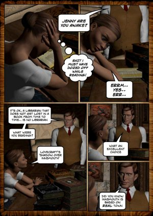 Taboo Studios- Shadows of Innsmouth 2 - Page 90