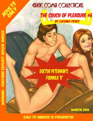"Couch of Pleasure 6 – Dr. Peterman's Formula ""K"" - Page 2"
