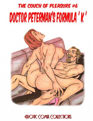 "Couch of Pleasure 6 – Dr. Peterman's Formula ""K"" - Page 63"