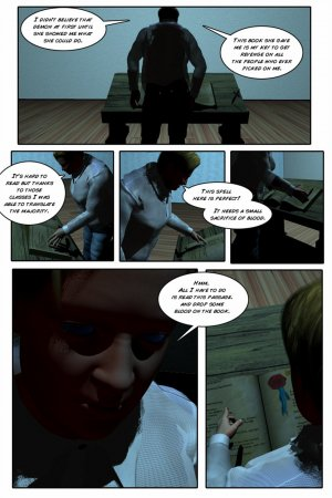 The Different Side- Infinity Sign - Page 6