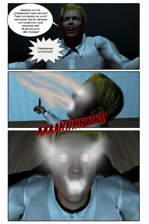 The Different Side- Infinity Sign - Page 7
