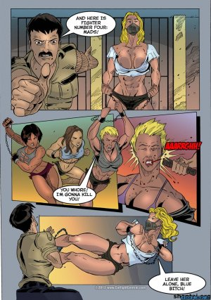 Prison Bitches 11-12 CatfightCentral - Page 6