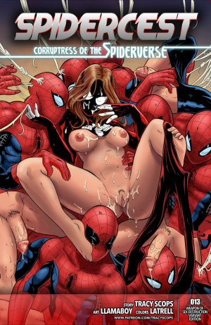 Ultimate Spider-Man XXX – Spidercest 13