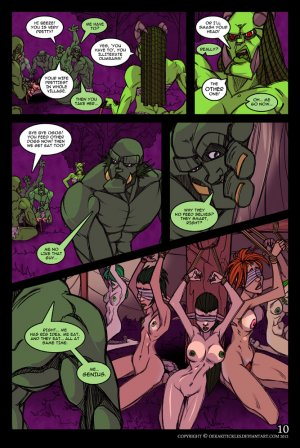 Bound by Duty- Old School Fantasy Drama - Page 14
