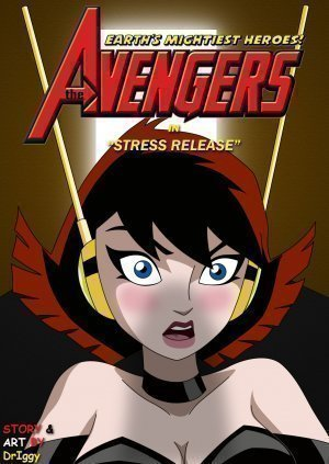 Avengers - Stress Release