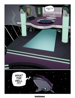 Hijacked- Blackshirtboy - Page 8