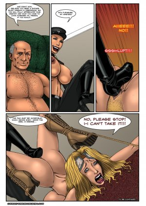 Busty Bombshell- Axis of Evil- DeucesWorld - Page 21
