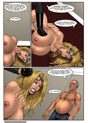 Busty Bombshell- Axis of Evil- DeucesWorld - Page 22