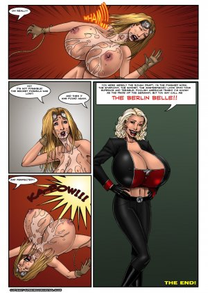 Busty Bombshell- Axis of Evil- DeucesWorld - Page 26