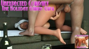 Sumigo- Unexpected Company -The Holiday Gamer Girl