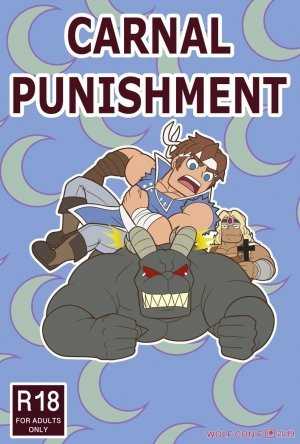 Carnal Punishment by Wolf Con F