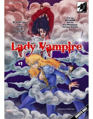 Lady Vampire Part 3- Locofuria