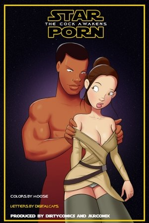 Star Porn The Cock Awakens- Dirtycomics