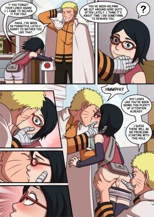 komiksy porno z Naruto