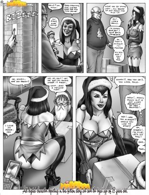 Night before Christmas- Milftoon - Page 5