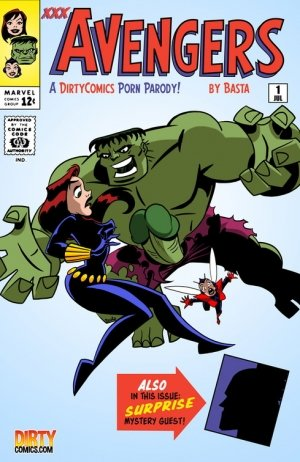 The Mighty xXx-Avengers – DirtyComics