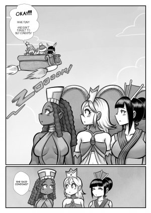 Christmas Three by Mr.E - Page 28