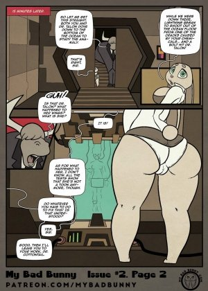 My Bad Bunny Issue 02 - Page 2