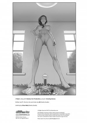 Growing Science – Giantess Fan - Page 2