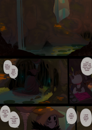 Pony academy 5: the forest's warden - Page 2