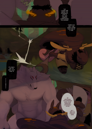 Pony academy 5: the forest's warden - Page 4
