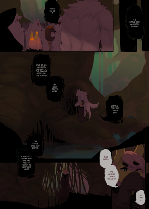 Pony academy 5: the forest's warden - Page 6