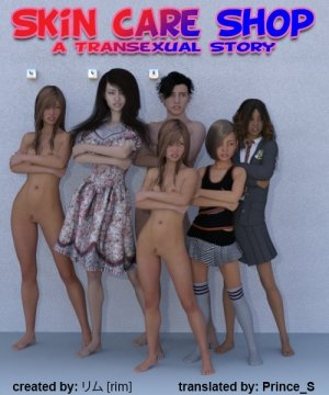 Skin Care Shop- A Transexual Story (Prince S)
