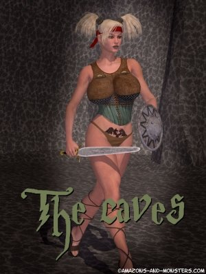 The Caves – Amazons and Monsters