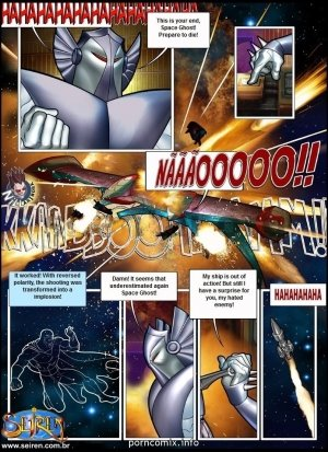 Space Ghost 1- Seiren - Page 5