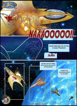 Space Ghost 1- Seiren - Page 6