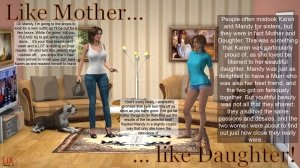 Like Mother, Like Daughter Part 1- Lazarus IX